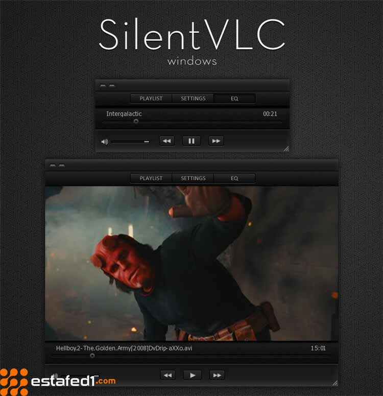 VLC Interface 6