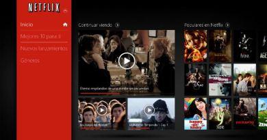 Netflix - Windows 8