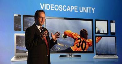 Videoscape Unity