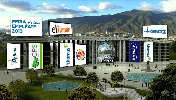 Feria Virtual Empléate