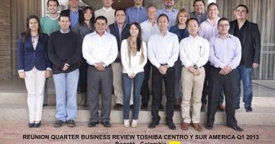 Toshiba QBR Bog-Col 2013