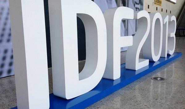 IDF2013