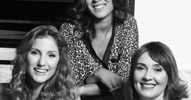 Rosa Gubaira, Heidi García y Nelly Oliveros