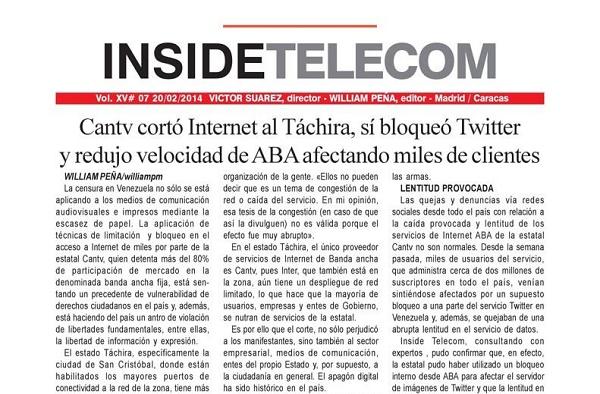 Inside Telecom