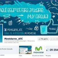 Movistar Venezuela amplia opciones en linea para atender a sus usuarios