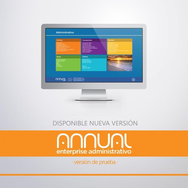 Annual Enterprise Administrativo