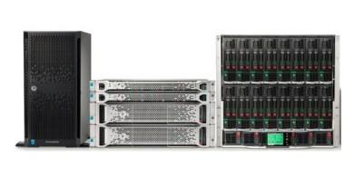 HP ProLiant Gen 9
