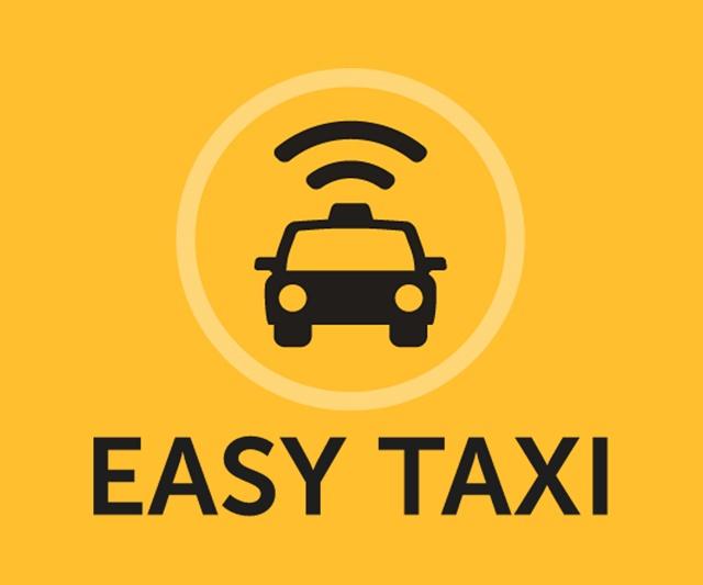 Easy Taxi logo para notas 2015