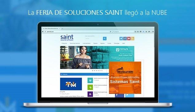 La Feria de Soluciones Saint