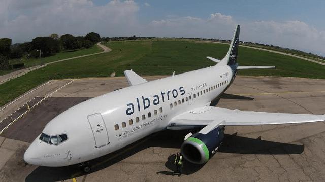 avion albatros