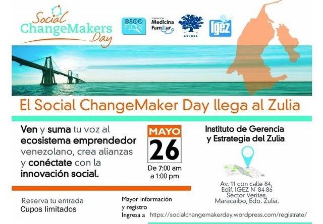 Social Changemaker Day Zulia
