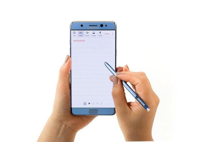S Pen Note 7