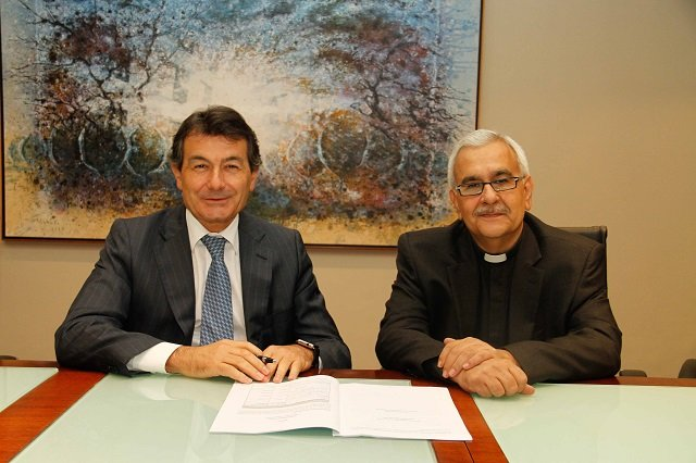 pedro-rodriguez-serrano-presidente-de-bbva-provincial-francisco-jose-virtuoso-rector-de-la-ucab