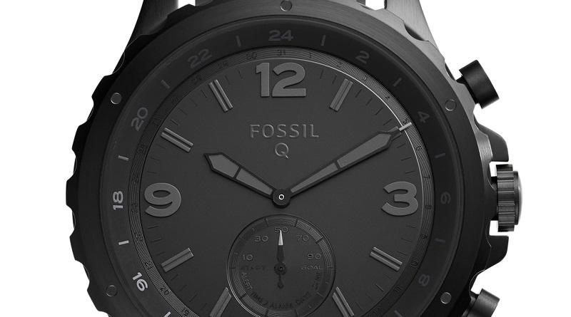 250faf1ab2ce Relojes FOSSIL Q  Accesorios conectados que son y se ven inteligentes -  estamos en linea