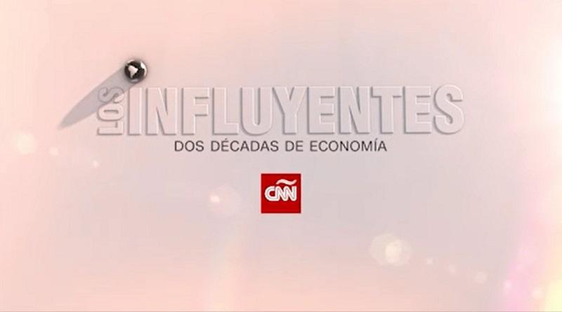CNN Dinero presenta Los Influyentes: Dos décadas de economía
