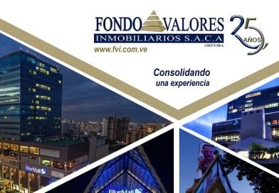 FVI Fondo de Valores Inmobiliarios recibe calificación de riesgo A3