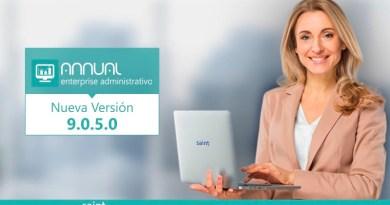 Annual Enterprise Administrativo 9.0.5.0.