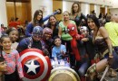Valle Arriba Athletic Club brinda esparcimiento y alegría a más de 120 niños de instituciones sociales