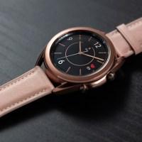 Galaxy Watch3: un reloj inteligente intemporal y versátil con tecnología de salud avanzada