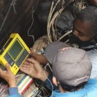 Cantv solventó corte de fibra óptica para conectar a 900 usuarios de Yare