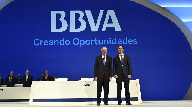 BBVA celebra su Junta General de Accionistas 2017