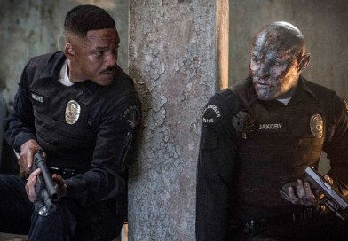Netflix revela el tráiler oficial de Bright