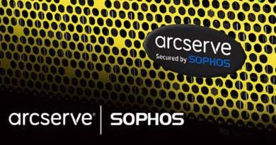 Rack Arcserve Sophos