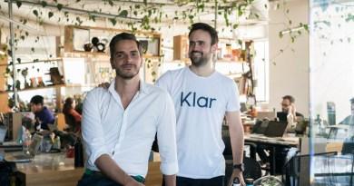 Klar Co-founders