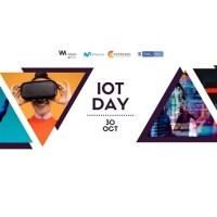 Celebremos juntos el 1er año del Laboratorio de Internet de las Cosas en el IoT DAY