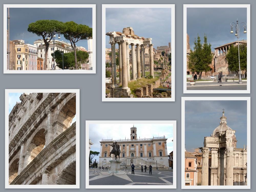 Echappée belle et pause romaine