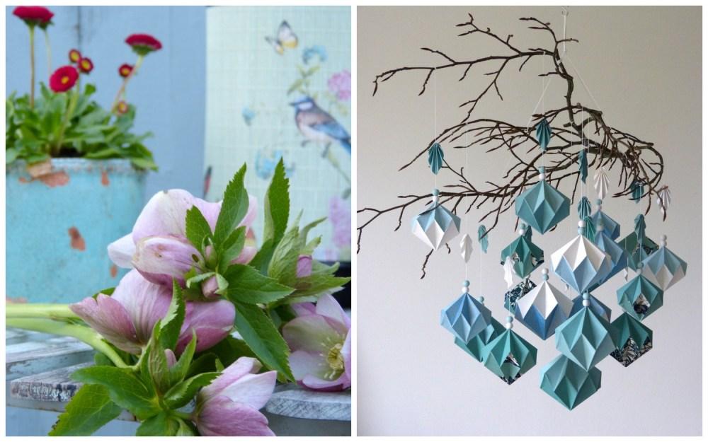 C'est le printemps dans la boutique éphémère de l'Atelier Créatif!