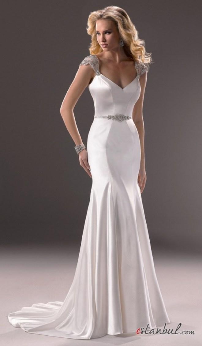 En-Güzel-2014-Sade-Gelinlik-Modelleri-2014-Simple-Bridal-Wedding-Dresses-10