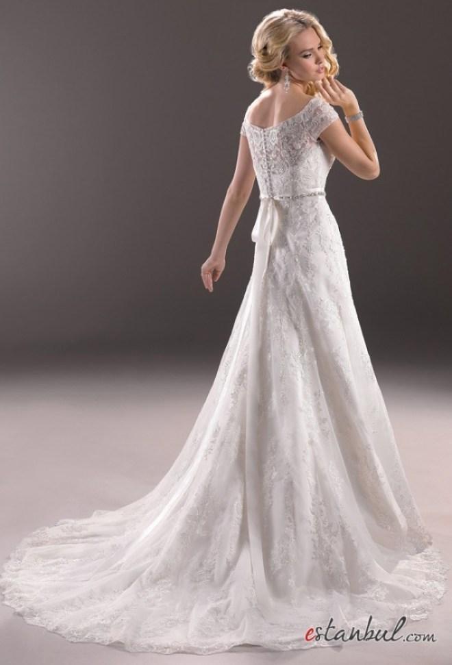 En-Güzel-2014-Sade-Gelinlik-Modelleri-2014-Simple-Bridal-Wedding-Dresses-12