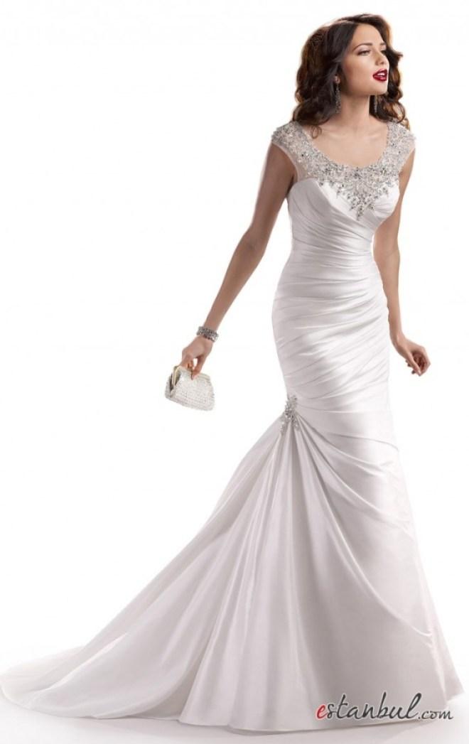 En-Güzel-2014-Sade-Gelinlik-Modelleri-2014-Simple-Bridal-Wedding-Dresses-15