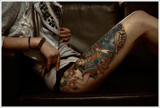 thigh-tattoos-for-women-11