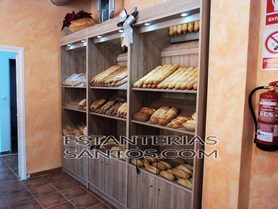 Estanterias Panaderias