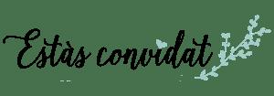 Estàs Convidat - Wedding planner Girona - Invitacions de casament a Girona