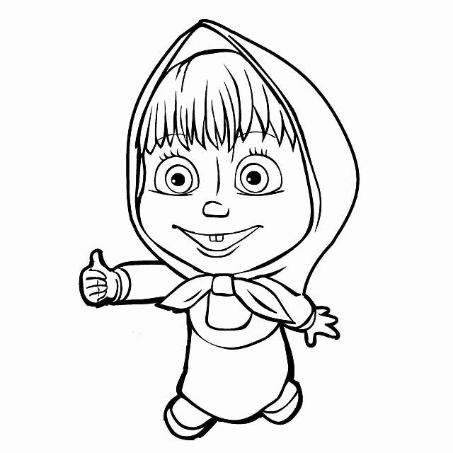 free medved omalovanky coloring pages