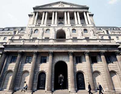 Coup for London agency selected to provide Bank of England data
