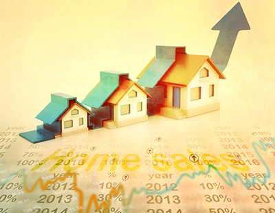 Turbo-charged housing market - prices still rising 7.5% a year