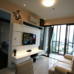 Ideo Sathorn-Taksin | condo for rent in Khlong San Bangkok, 5-10 mins train ride to Sathorn-Silom