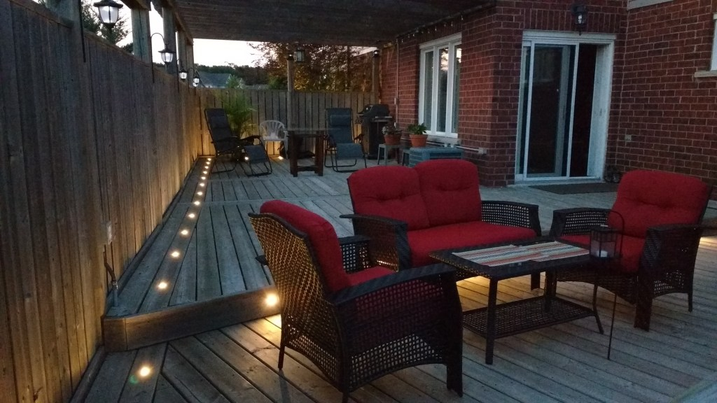 The Deck Magic Lights That Inspire