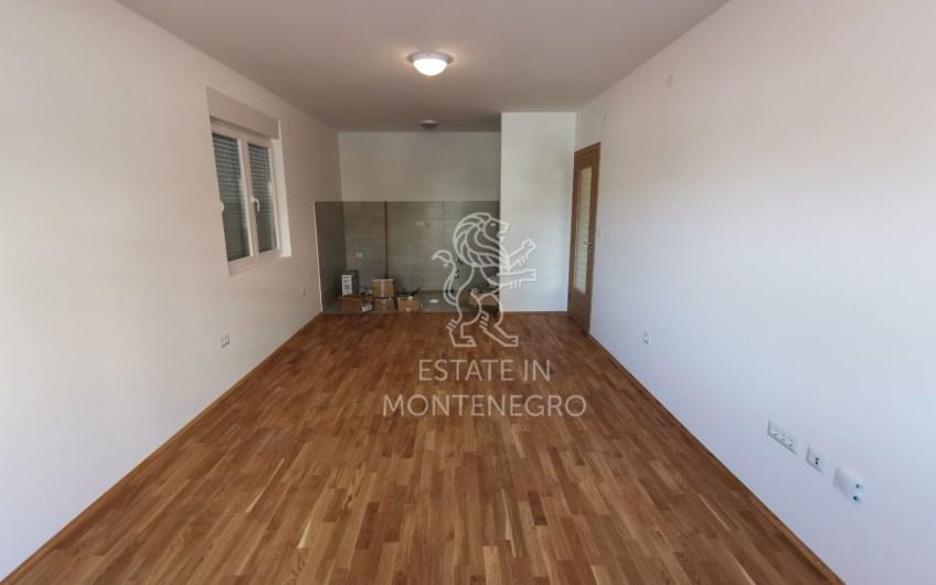 Podgorica, Stari Aerodrom'da 49m² Satılık 1+1 Yeni Daire