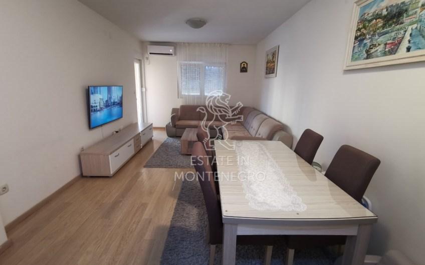 Podgorica, City Kvart'da 47m² Satılık 1+1 Daire