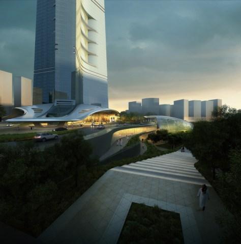 KingdomTower jeddah saudi arabia real estate nigeria lagos abuja property news update research