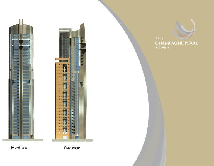 Eko Champagne Pearl Tower