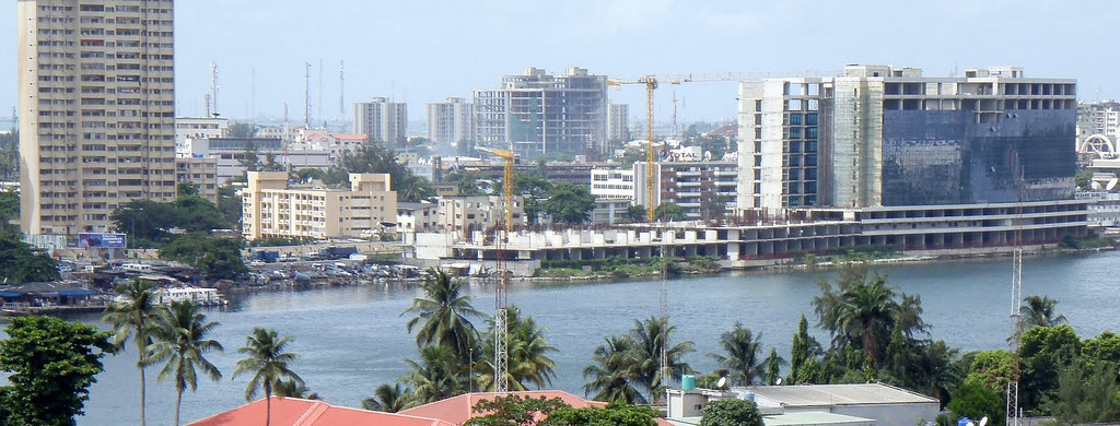 The Waves, Victoria Island, Lagos. Source: Skyscrapercity, Nairaland