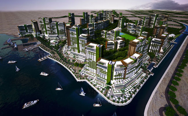 Eko Energy Estate. Image Source: Intels