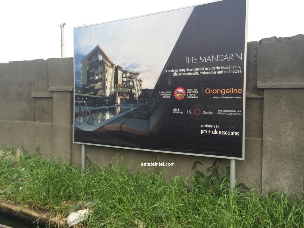 The Mandarin, Victoria Island - Lagos