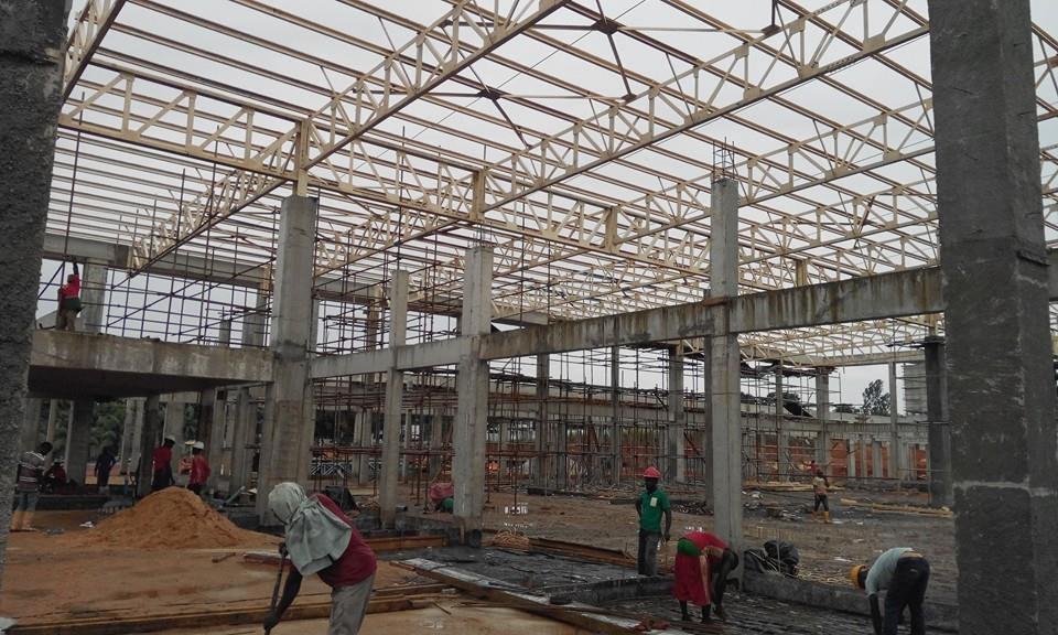 Onitsha Mall, Onitsha GRA. Image Source: skyscrapercity. Late 2014